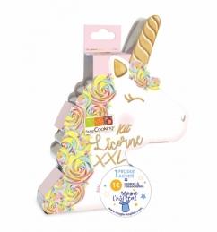Kit découpoir Licorne XXL DIY - SCRAPCOOKING