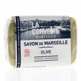 Savon de Marseille - Olive - 100 Grs - LA CORVETTE
