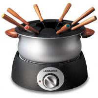 Lagrange 349001 Appareil à fondue Classic Poignées bois [Cuisine]