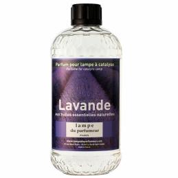 Recharge pour lampe à parfum - Lavande - 500 ml - LAMPE DU PARFUMEUR