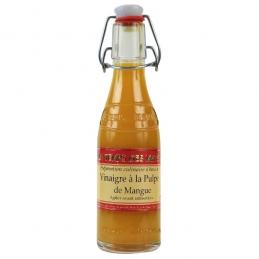 Vignaigre balsamique à la pulpe de mangue - 20 cl - LE TEMPS DES METS