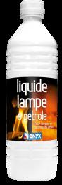 Liquide pour lampe à pétrole - 1 L - ONYX