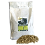 Litière BIO pour chats - Miettes de granulés de paille - 7.5 L - VERLINA