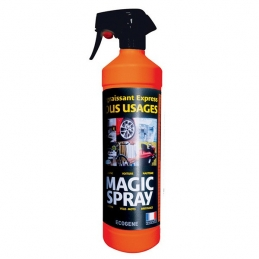 Dégraissant Express multi-usages - Magic Spray - 1 L - ECOGENE
