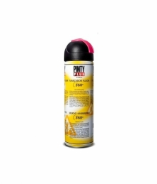 Marqueur fluorescent 360º - Rouge - 500 ml - PINTY