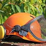 Casques de protection et bouchon