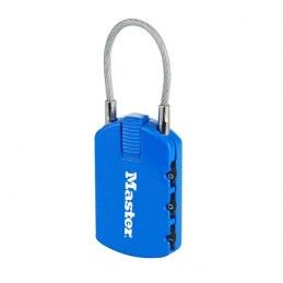 Cadenas porte-adresse à combinaison de 30mm - MASTER LOCK