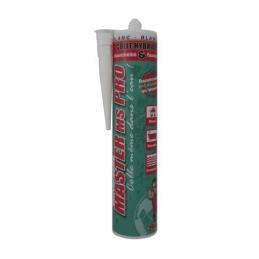 Colle hybride - Étanchéité et fixation - Master MS Pro - Blanc - 290 ml - IDEES FIX