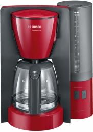 Cafetière à filtre - Comfortline - 1.25 L - 1200 Watts - TKA6A044 - Rouge - BOSCH