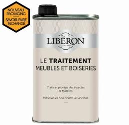 Traitement meubles et boiseries - 500 ml - LIBERON