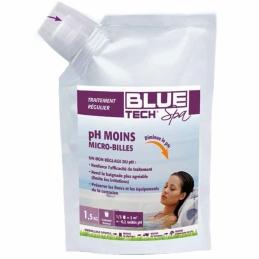 PH Moins Spécial Spa - Sachet refermable - 1.5 Kg - BLUE TECH