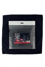 Chiffon en microfibre - Spécial intérieur - Noir - 40 x 40 cm - FACOM