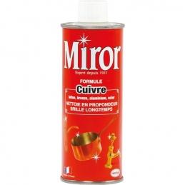 Nettoyant Cuivre, Laiton et Bronze - 250 ml - MIROR