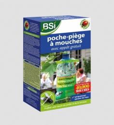 Poche-piège à mouches avec appâts - BSI