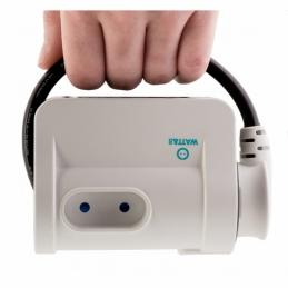 Multiprise de voyage TRAVELWATT parasurtenseur 3 prises + 2 USB - WATT&CO