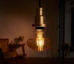 Ampoule LED à filament Mushroom - Vintage Édition 1906 - E27 - 4.5 W - OSRAM
