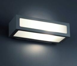 Lampe applique Natron - Gris foncé - FARO
