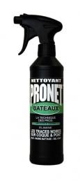 Nettoyant coques et ponts - Bateaux - 500 ml - PRONET