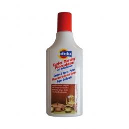 Nettoyant en mousse pour cuivre et laiton - 150 ml - DELU