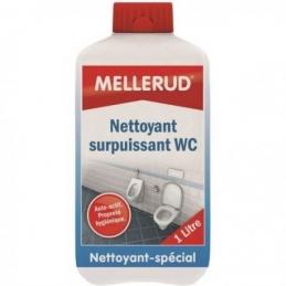 Nettoyant surpuissant WC - 1L - MELLERUD
