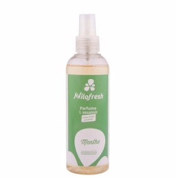 Neutraliseur d'odeur et désodorisant - Menthe fraîche - 200 ml - NILOFRESH
