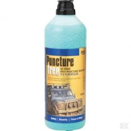 Mastic d'étanchéité pour pneu pour 4 x 4 - Anti-crevaison - 1250 ml - OKO