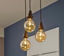 Ampoule LED à filament - Globe - Vintage Édition 1906 - E27 - 6.5 W - OSRAM