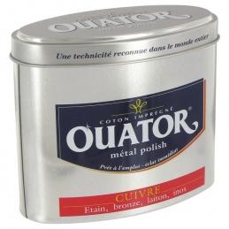 Nettoyant cuivre, étain, bronze et laiton - 75 Grs - OUATOR