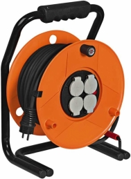 Enrouleur de câble Garant SP IP44 - 25 M - H07RN-F 3G1,5 mm² - BRENNENSTUHL