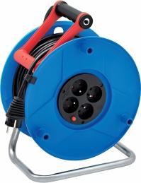 Enrouleur de câble Standard S - 50 M - H05VV-F 3G1,5 mm² - BRENNENSTUHL