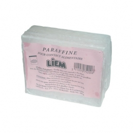 Pain de Parafine alimentaire - 300 Grs - LIEM
