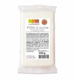Pâte à sucre - Blanche - 250 Grs - SCRAPCOOKING