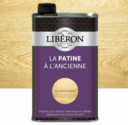 La patine à l'ancienne - Incolore - 500 ml - LIBERON