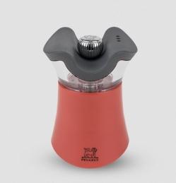 Combi moulin à poivre et salière manuel - Rouge - 8 cm - Pep's - PEUGEOT