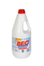 Javel non parfurmé - 1 L - BEC