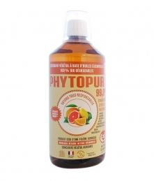 Détergent végétal écologique aux agrumes- 1L - PHYTOPUR
