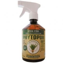 Nettoyant vitres Bio - Thym - Phytopur - 500 ml