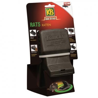 Piège à rat - réutilisable en plastique - KB