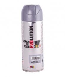 Peinture acrylique - Aluminium brillant - 400 ml - PINTY