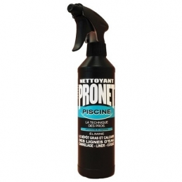 Nettoyant ligne d'eau - Piscine - 500 ml - PRONET