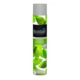 Désodorisant et assainisseur d'air - Fraîcheur mentholée bactéricide - 500 ml - BOLDAIR