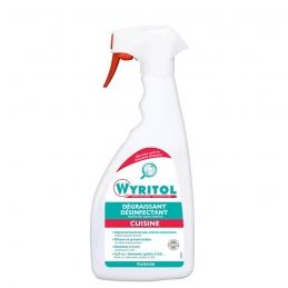 Spray désinfectant et dégraissant - Surfaces alimentaires - 750 ml - WYRITOL