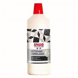 Nettoyant carrelages - Savon de marseille - 1 L - SPADO