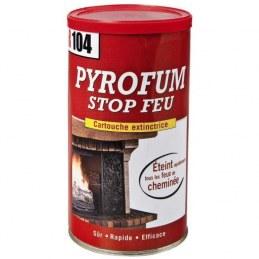 Cartouche extinctrice - Pyrofum R104