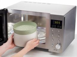 Cuiseur vapeur Micro-ondes - Quick Quinoa & Rice Cooker Express - LEKUE