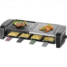 Raclette / Grill et pierrade - 3 en 1 - 1400 Watts - SEVERIN