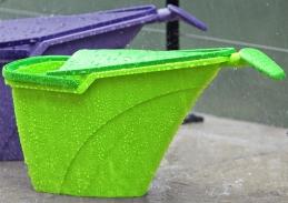 Arrosoir récupérateur d'eau - Rain Can - 7 L - Vert pomme - GARANTIA