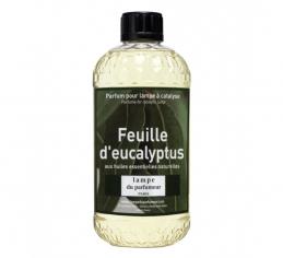 Recharge pour lampe à parfum - Feuille d'Eucalyptus - 500 ml - LAMPE DU PARFUMEUR
