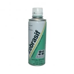 Crème abrasive pour acier, fonte et fer - Zébrasif liquide - 250 ml - ZEBRACIER