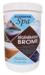 Régénérateur de Brome pour spa - Poudre - 1 Kg - ECOGENE